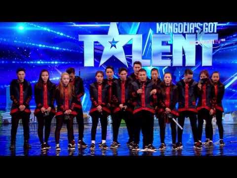GB dance академи – Дарханы бүжигчин нинжанууд  | 1-р шат | Дугаар 6 | Авьяаслаг Монголчууд 2016