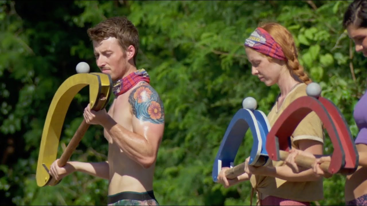 Bo Diddley (2 of 2) Immunity Challenge | Survivor: Edge of Extinction- S38E08: Y'all Making Me Crazy