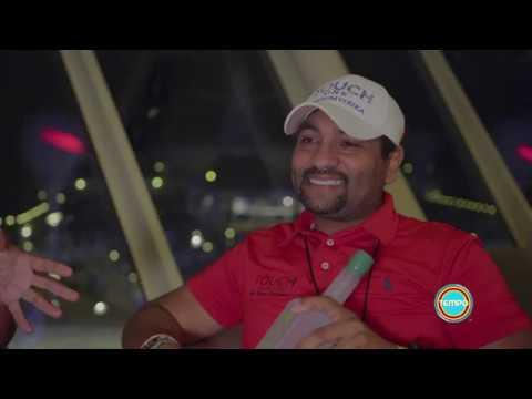 Cross Caribbean Countdown | Touch Vodka Full interview