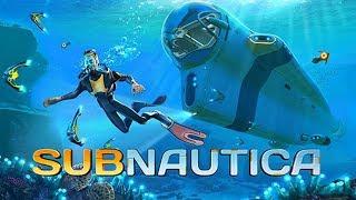 Подводная одиссея в Subnautica