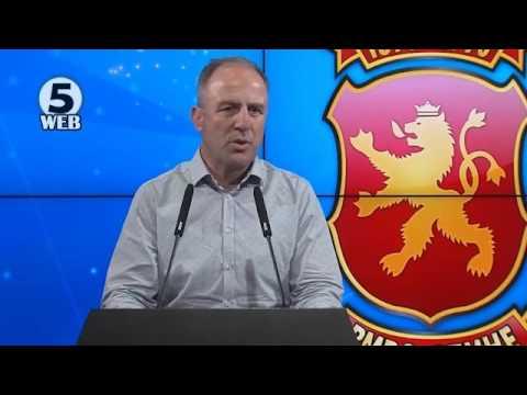 ВМРО-ДПМНЕ: Го повикуваме СДСМ на избори  за да ја провериме анкетата