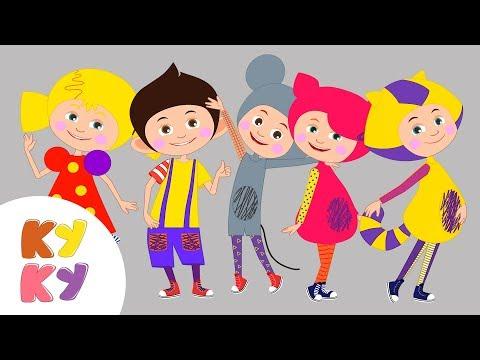 КУКУТИКИ - Самый БОЛЬШОЙ Сборник песенок - все серии подряд Kukutiki kids funny cartoons toddlers - Как поздравить с Днем Рождения