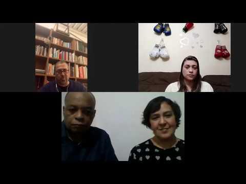 Entrevista: Dr. Renato Anghinah, Andrea Jofre e Antonio Oliveira