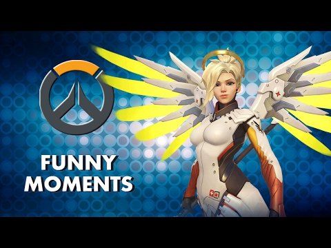 OVERWATCH Discord music bot (Funny Moments #8)