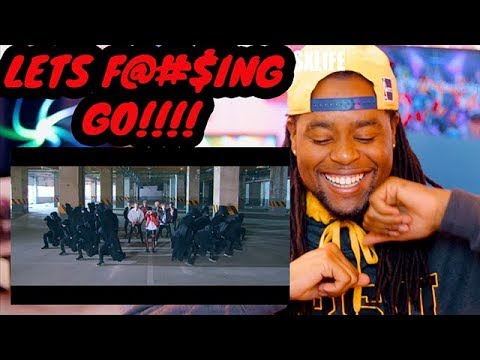 BLACK GUY REACTION To BTS Not Today 방탄소년단 | Official MV
