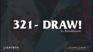 123 DRAW! w. RossDraws \u0026 Esben Lash