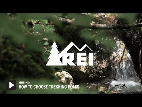 How to Choose Trekking Poles || REI