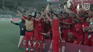 سندافع بقوة عن لقبنا في كأس قطر 💪🏆