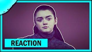 Game of Thrones Season 8 Episode 2   Arya Reaction