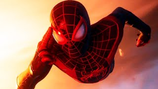 Marvel Человек-Паук: Майлз Моралес — Русский релизный трейлер игры (2020)
