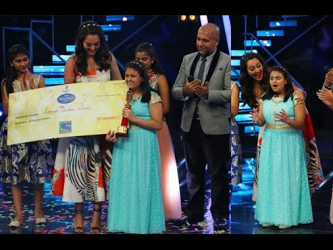 Ananya Sritam Nanda WINS Indian Idol Junior 2
