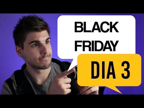 LO MEJOR DEL BLACK FRIDAY - Las mejores ofertas  Black Friday 2017 Dia 3