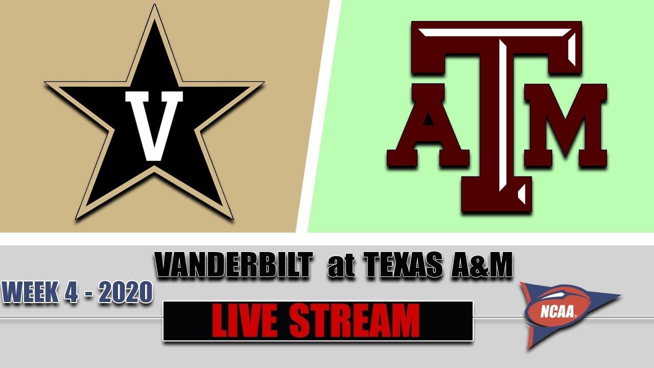 Texas A&M football vs. Vanderbilt live updates, highlights