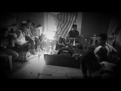 S-GENERATION Band - Menara Kesesatan [guitar Solo Cover]