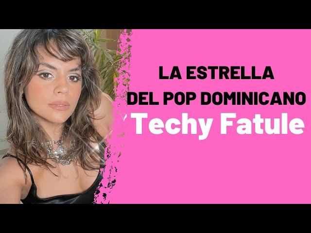 Entrevista a Techy Fatule - El Aviso Magazine