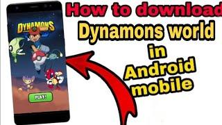 How to Download Dynamons world change into Pokemon jhoto leuge
