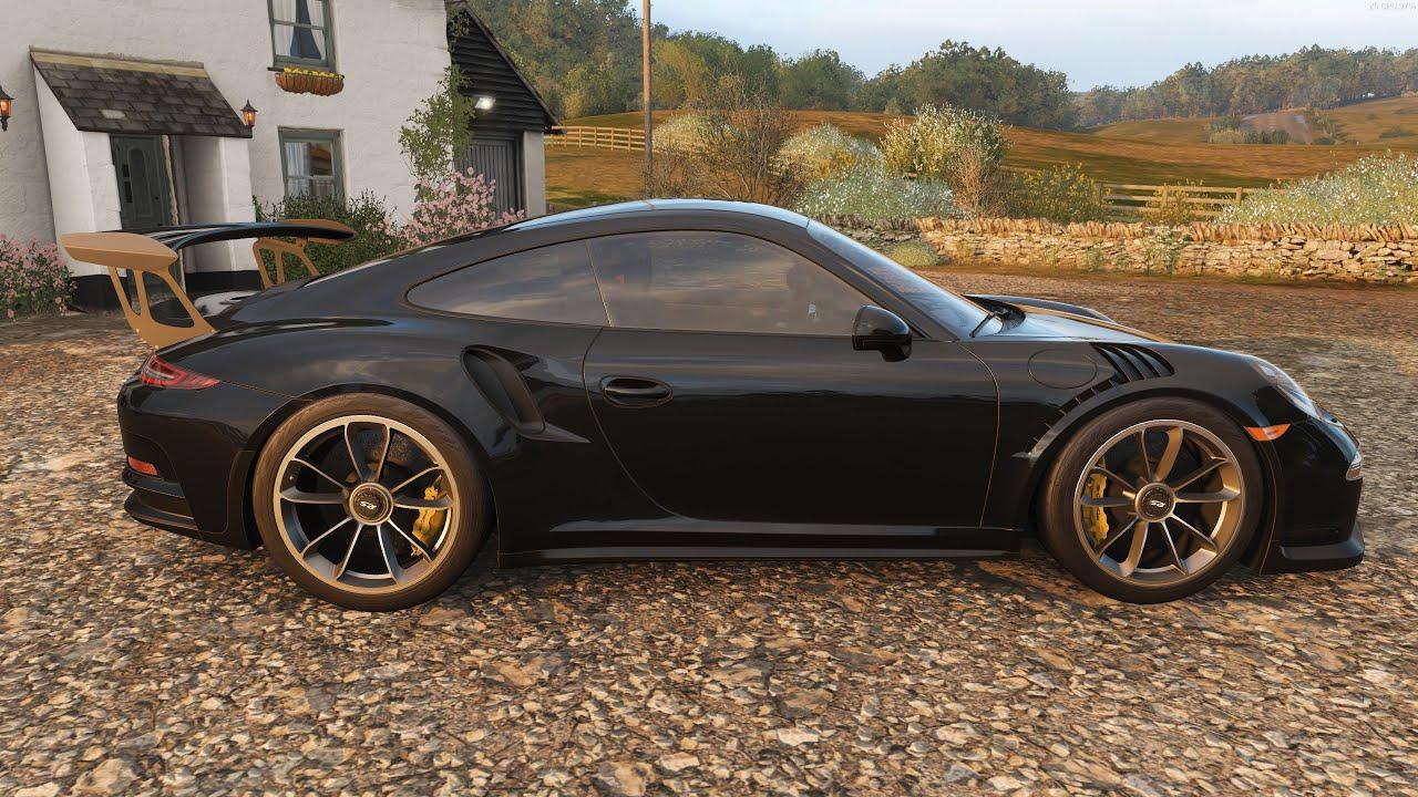 Forza Horizon 4 - 2016 Porsche 911 GT3 RS Preorder Car ...