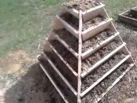 пирамида для клубники