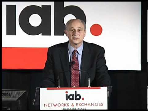 FTC's David Vladeck at the 2011 IAB Networks & Exchanges Marketplace