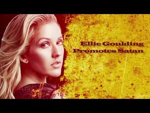Ellie Goulding Promotes Satan