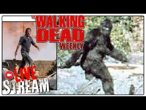 MAPP LIVE : #TheWalkingDead WEEKLY! NEGAN VS RICK!