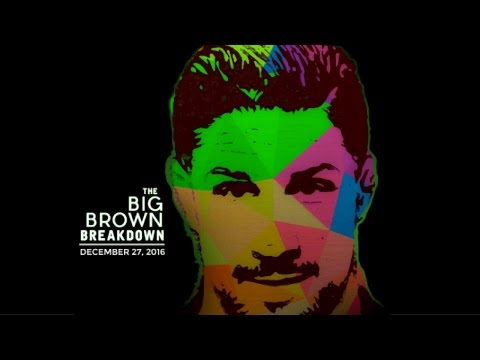 Big Brown Breakdown - Episode 4: UFC 207 Nunes vs Rousey