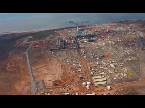 Wheatstone Project Update – July 2016