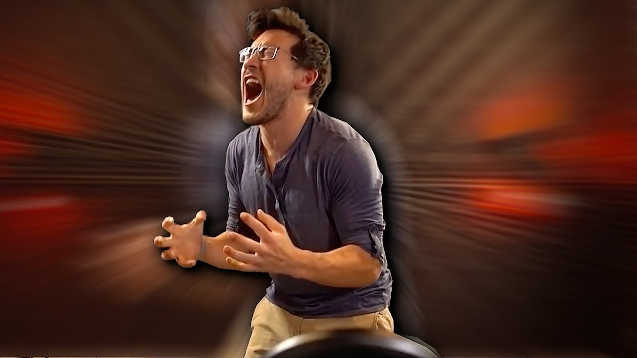 Markiplier Not Getting Over It