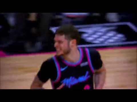 January 15, 2019 - FSS/NBATV - Game 42 Miami Heat @ Milwaukee Bucks - Loss (21-21)