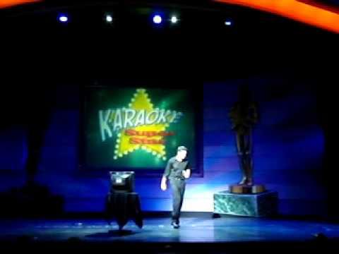 Sean Brian Haworth Super Star Karaoke
