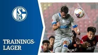 Schalke schlägt Hebei mit 3:1