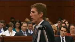 George Zimmerman Trial - Defense Closing Arguments - Part 2 - July 12, 2013