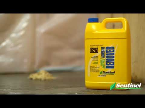 Sentinel 626 Carpet & Sheet Vinyl Adhesive Remover
