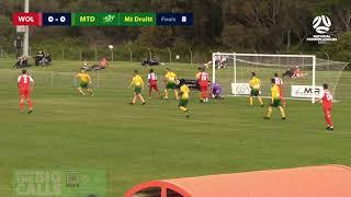 Round 1 - NPL NSW Men's – Wollongong Wolves v Mt Druitt Town Rangers