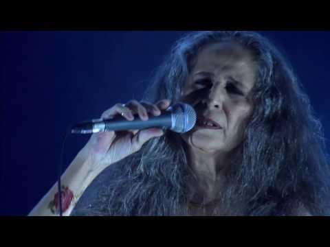 """Maria Bethânia - """"Non, Je Ne Regrette Rien"""" (Ao Vivo)"""