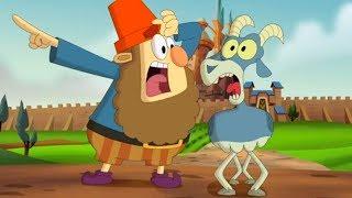 7 гномов - Игра Ворчуна/ Семь гномов и чудовище - Сезон 2 Серия 15 | Мультфильмы Disney
