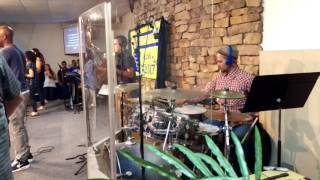 GREAT ARE YOU LORD DRUM COVER:JOEL MENDEZ JR