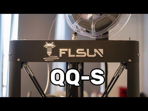 Обзор FLSUN QQ-S - казаться, а не быть.
