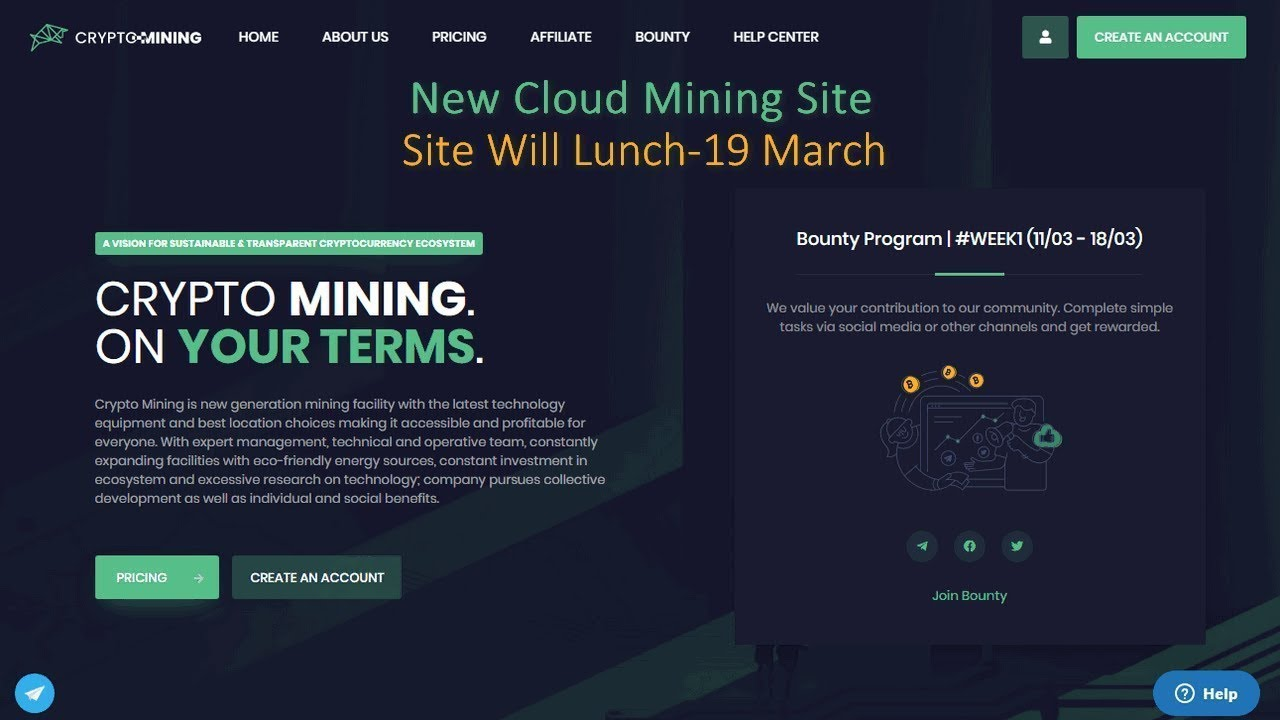 Is cryptocurrency mining sustainable
