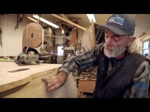 Building the TotalBoat Work Skiff - Hang over and cut off (Episode 18)