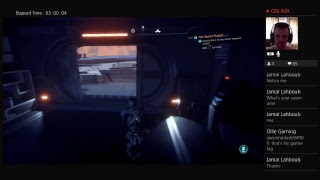 Mass Effect Andromeda Insanity Part 1 Prologue