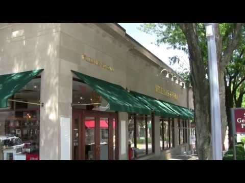 Main Line Real Estate | Ardmore PA | Suburban Square on Day of Earthquake August 2011