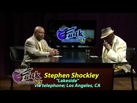 Thomas Shelby & Stephen Shockley  of the Funk group ''LAKESIDE'' interview w/TheFunkcenter