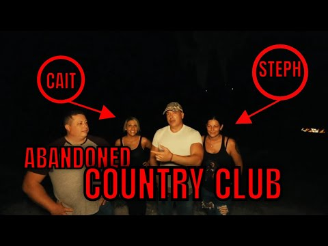 (ABANDONED DEMON COUNTRY CLUB) THE MOST DEMONIC VOICES WE EVER CAPTURED.