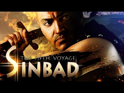 OFFICIAL (HD) Sinbad The Fifth Voyage (2014) Special Home VOD Premier Trailer