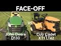 Tractor Face-Off: John Deere vs. Cub Cadet  | Consumer Reports