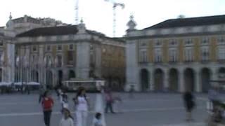 Lisbon ,  Portugal, Cosmos tour  USA SRI LANKA ENGLAND INDIA FRANCE