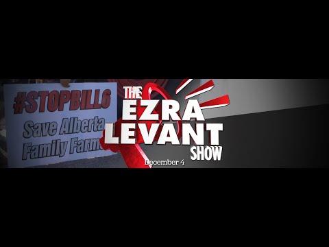 Ezra Levant: Is Calgary racist? PLUS Bill 6 and carbon taxes