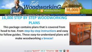 Woodworking Projects - Pergola Plans