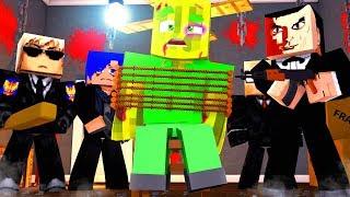 GEJAGT von DER KILLER MAFIA?! - Minecraft ALLTAG